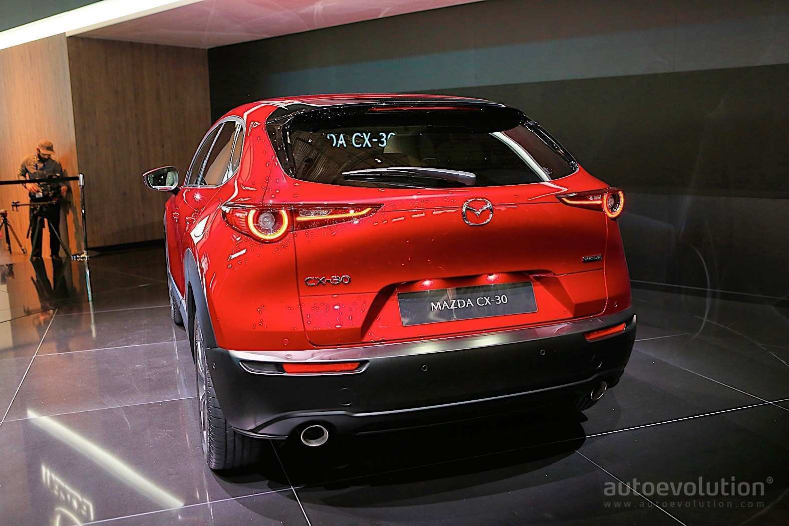 95 All New 2020 Mazda CX 3 New Concept