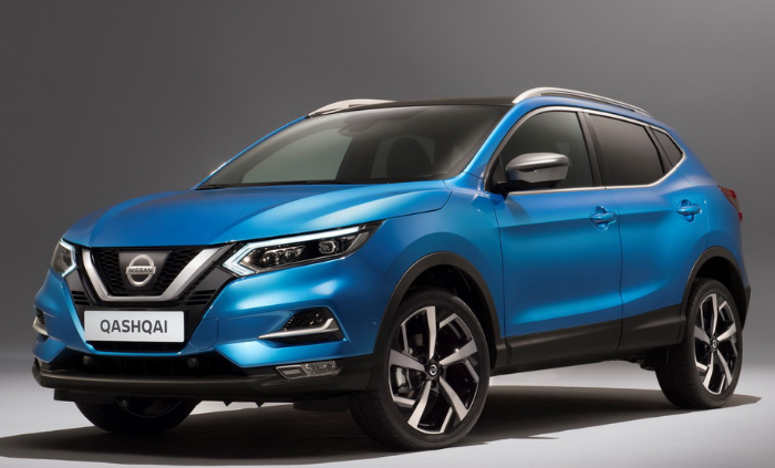 95 All New 2020 Nissan Qashqai Style