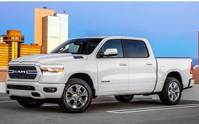 95 All New 2020 RAM 1500 Performance And New Engine