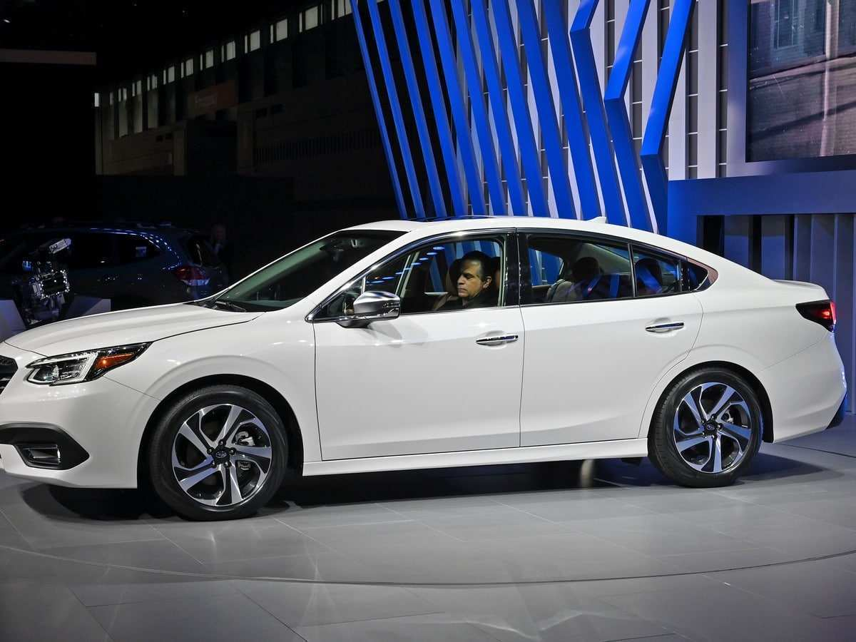 95 All New 2020 Subaru Legacy Turbo Gt New Model And Performance