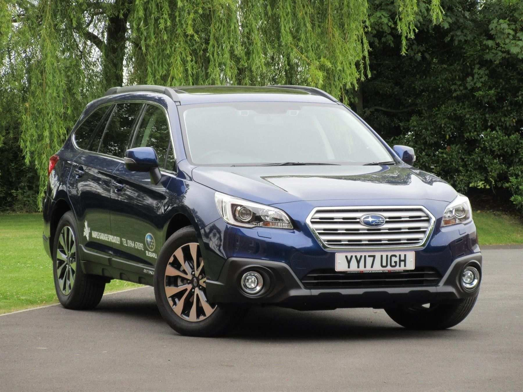 95 All New 2020 Subaru Outback Turbo Hybrid Engine
