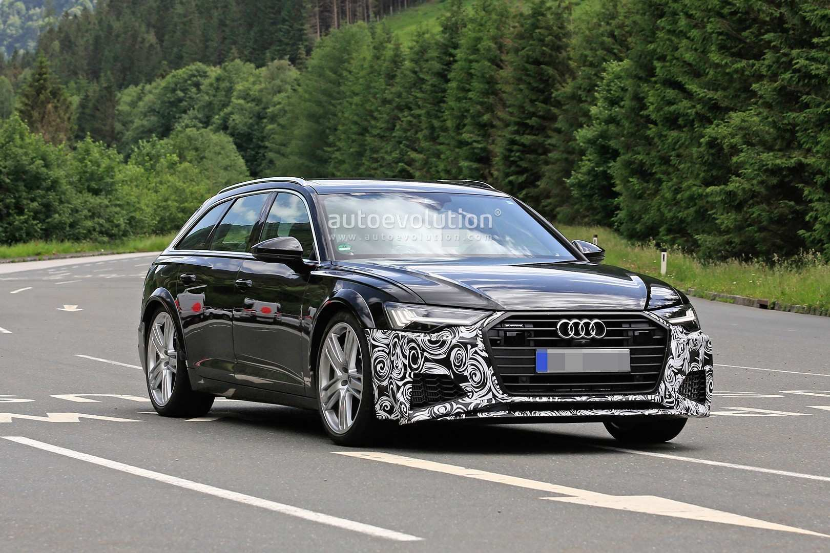 95 All New 2020 The Audi A6 Rumors