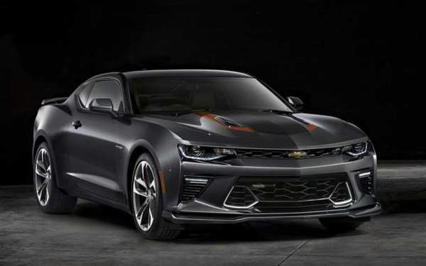 95 All New 2020 The Camaro Ss Release Date