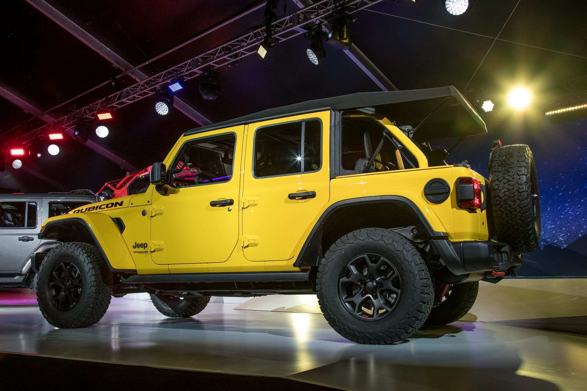 95 All New 2020 The Jeep Wrangler Engine