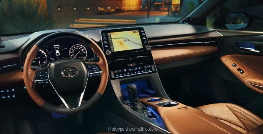 95 All New 2020 Toyota Avalon Hybrid Overview
