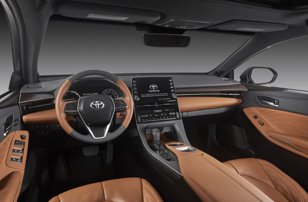 95 All New 2020 Toyota Avalon Redesign And Concept