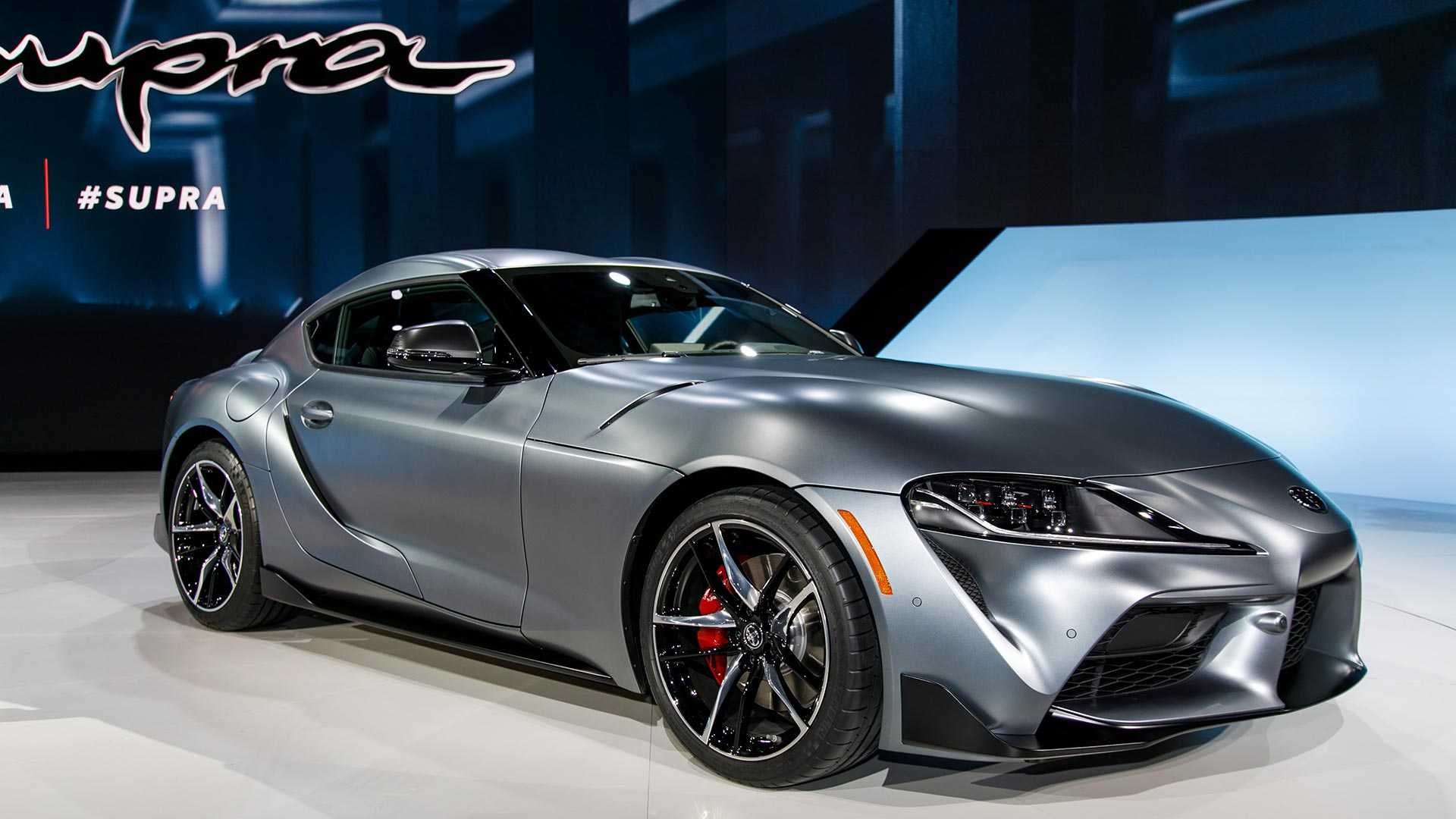 95 All New 2020 Toyota Supra Concept And Review