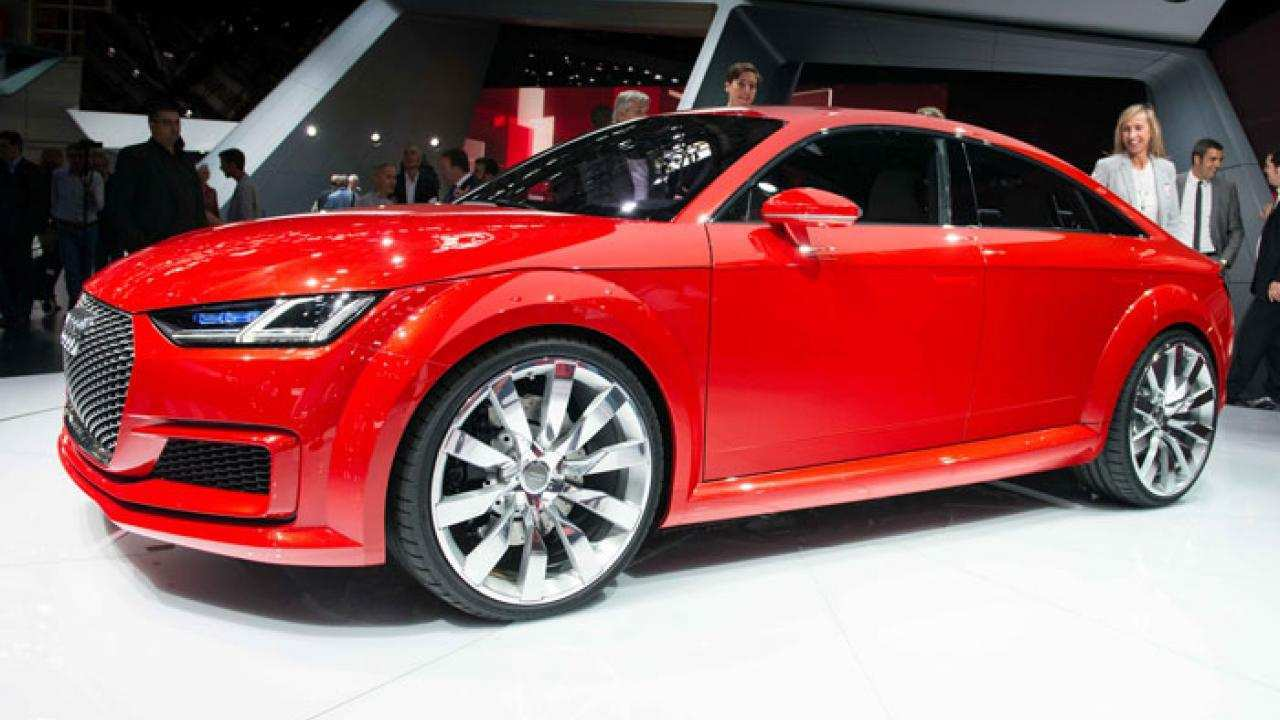 95 All New Audi Tt 2020 4 Door Concept