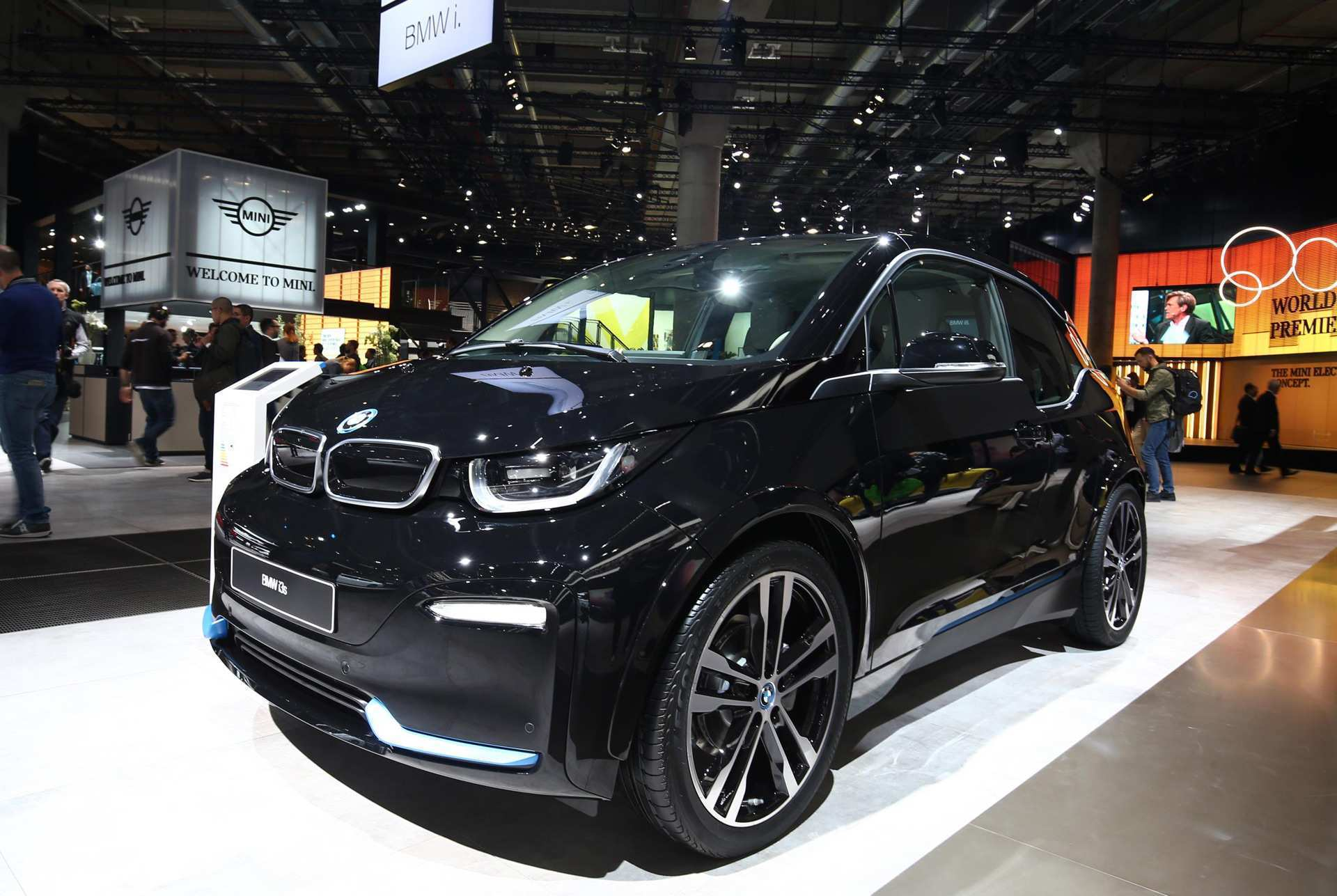 95 All New BMW Elbil 2020 Redesign And Concept