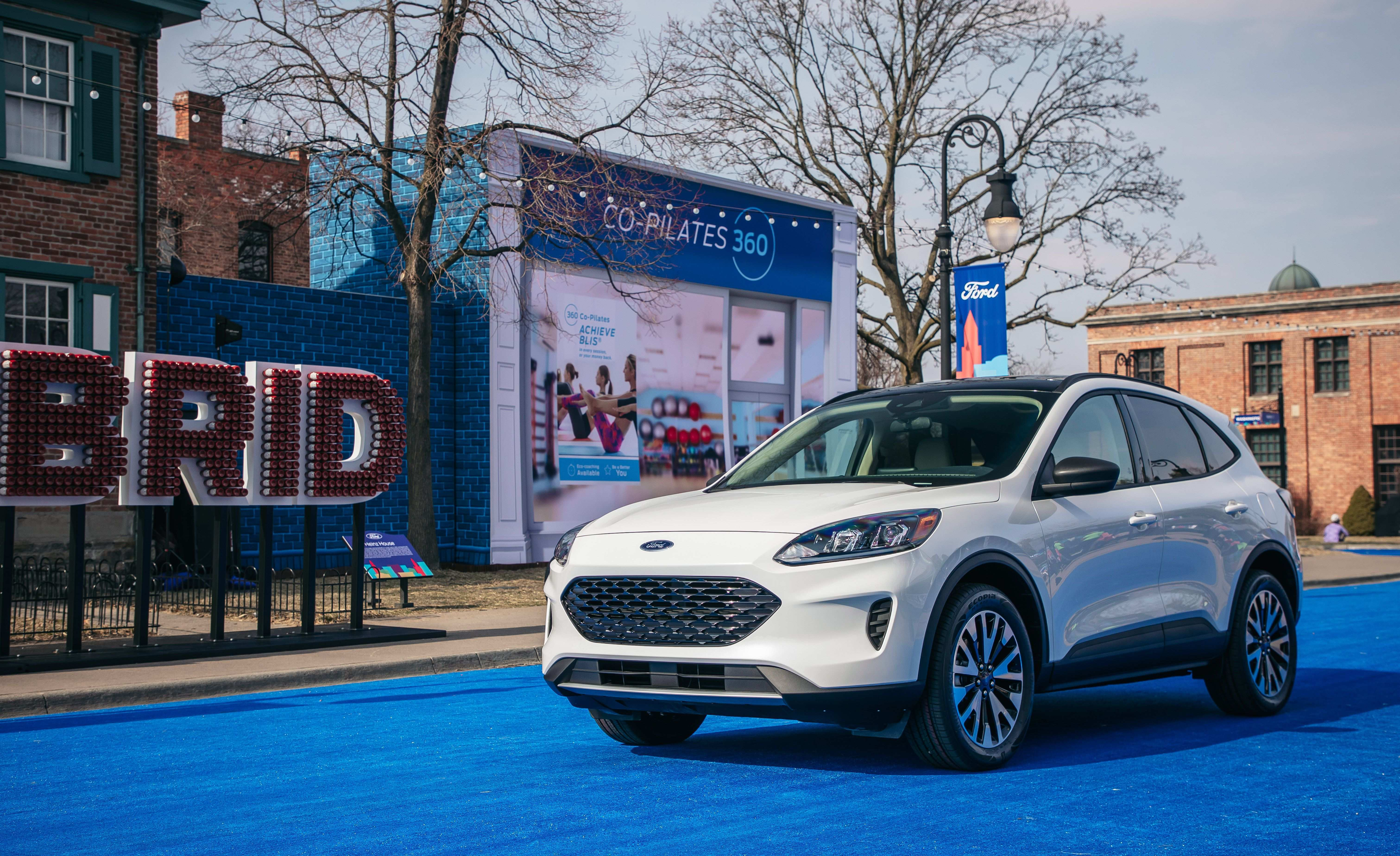 95 All New Ford Hybrid Escape 2020 Pricing