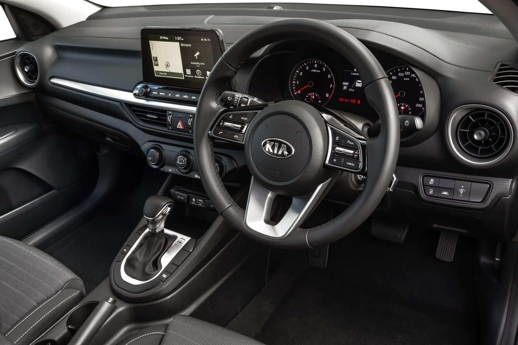 95 All New Kia Cerato 2019 Interior Spesification