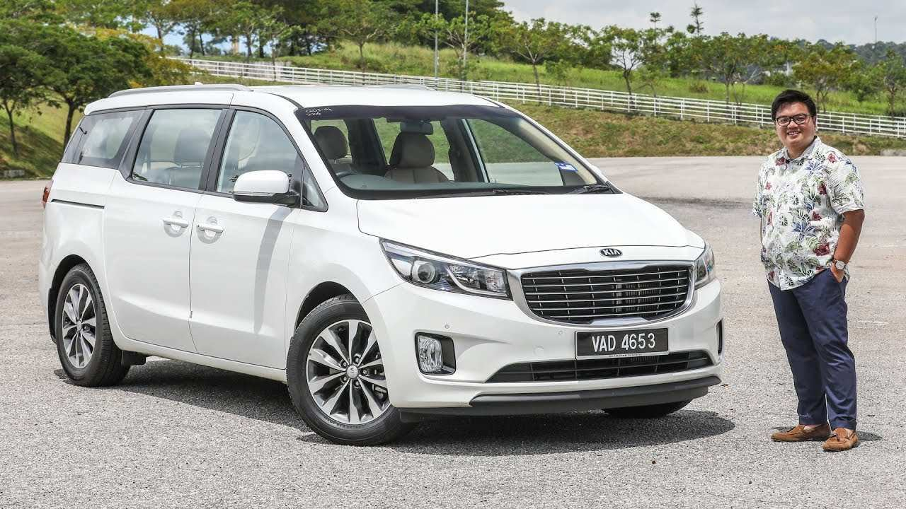 95 All New Kia Grand Carnival 2019 Review Review And Release Date