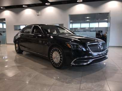95 All New Mercedes S650 Maybach 2019 Redesign And Concept