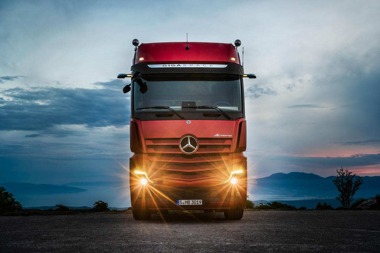 95 All New Mercedes Truck 2019 Configurations