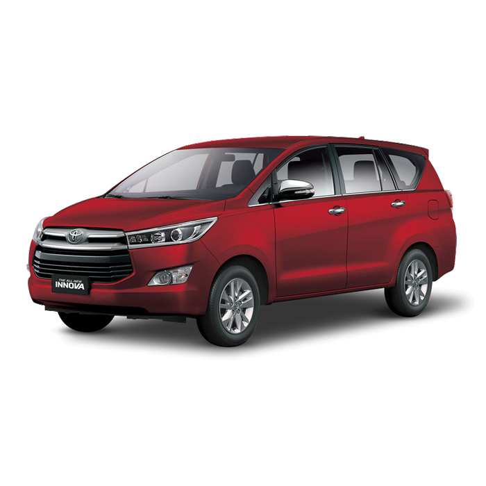 95 All New Toyota Innova 2019 Philippines Exterior