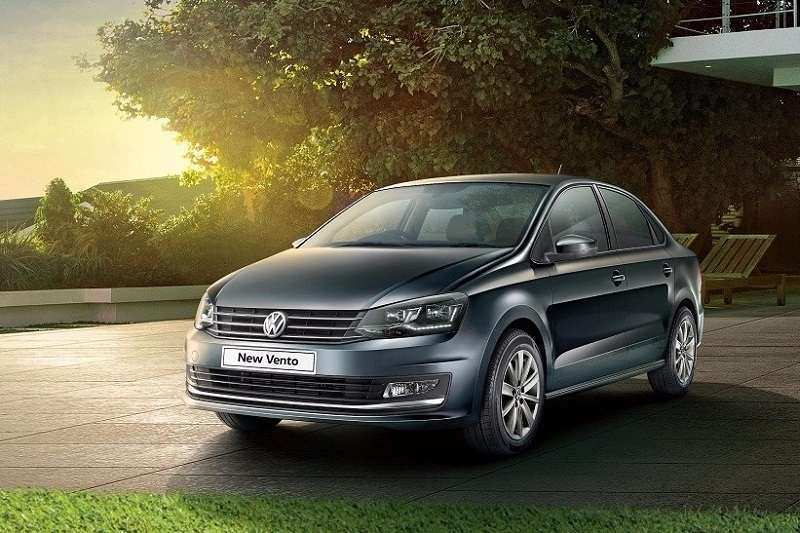95 All New Vento Volkswagen 2019 Release