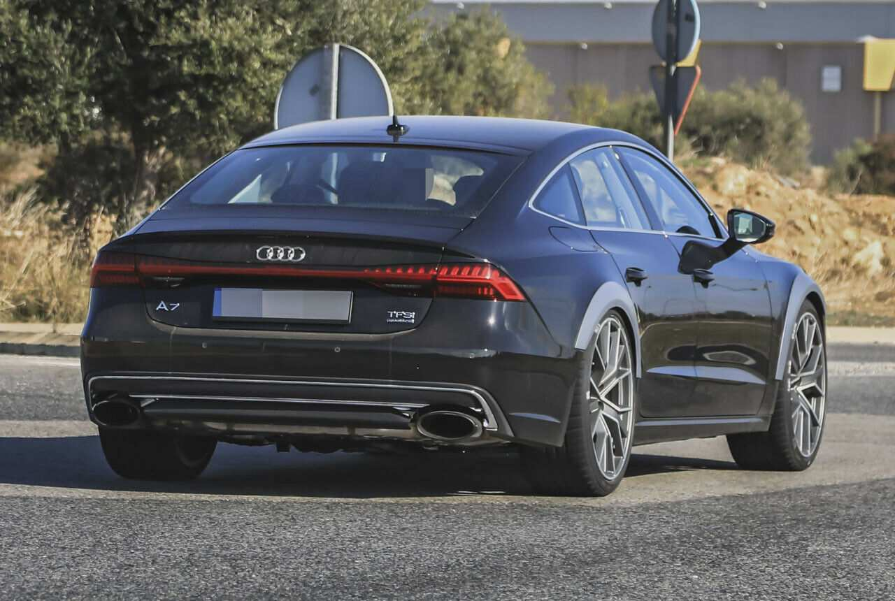 95 Best 2019 Audi Rs7 Release Date And Concept