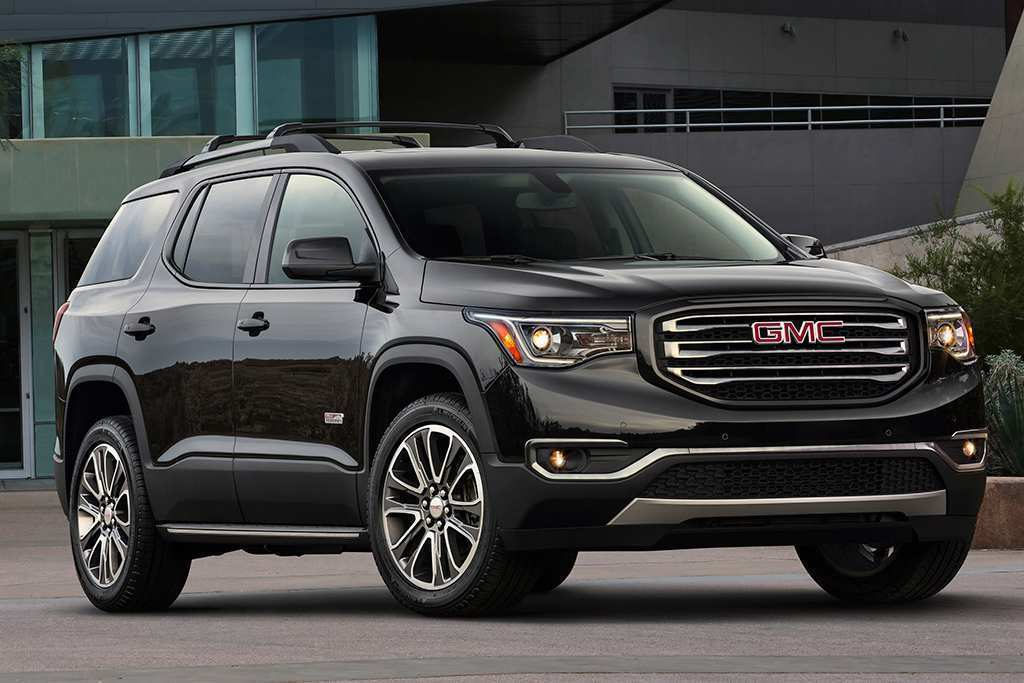 95 Best 2019 GMC Acadia New Review