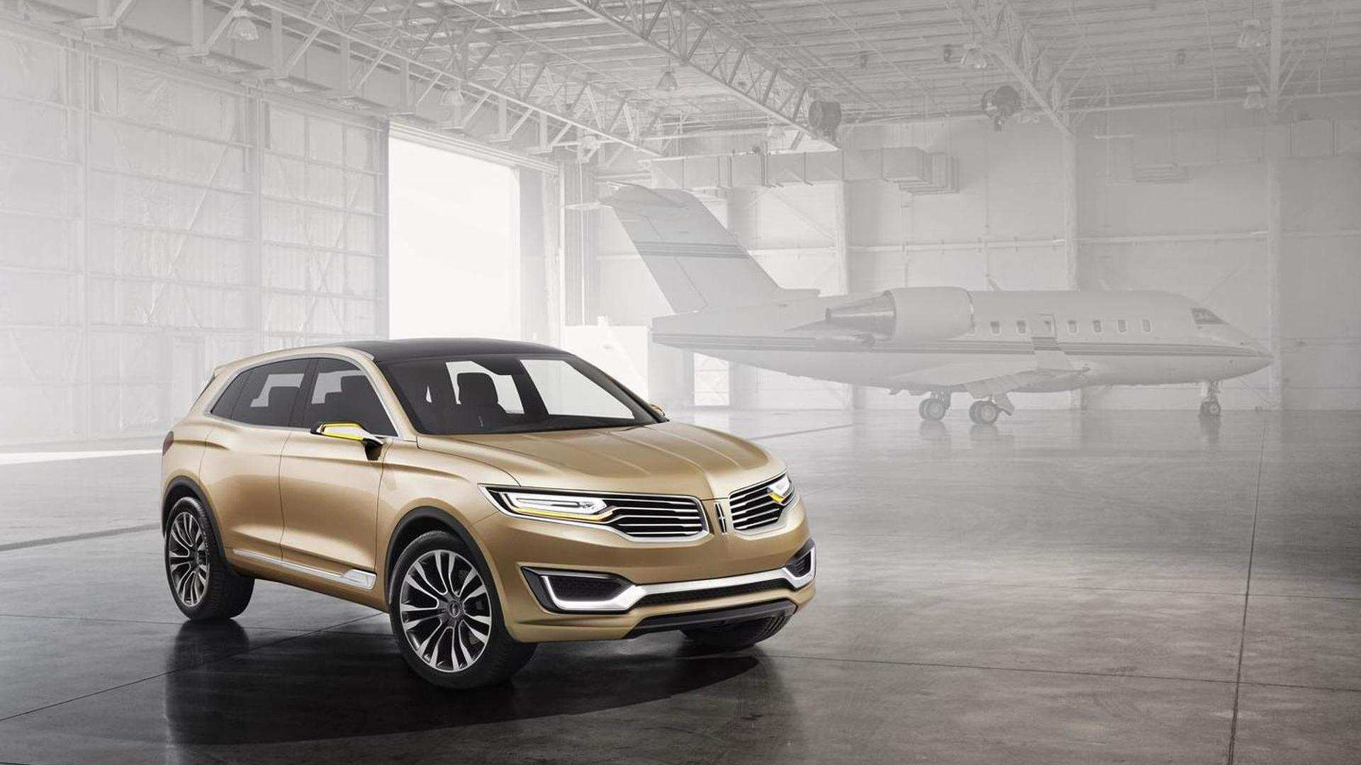 95 Best 2019 Lincoln Mkx At Beijing Motor Show Specs
