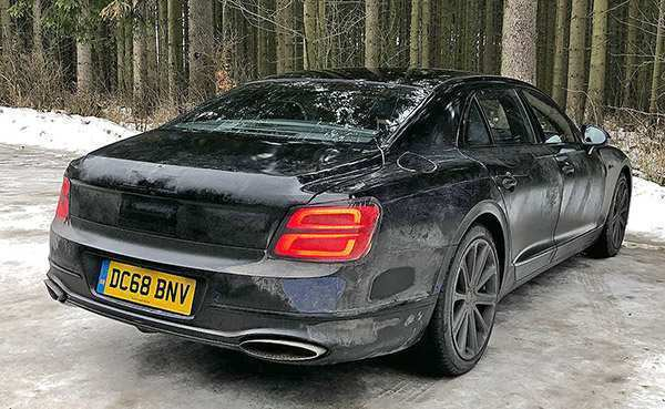 95 Best 2020 Bentley Flying Spur Exterior And Interior