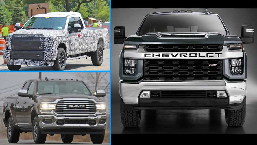 95 Best 2020 Chevrolet Silverado Exterior And Interior