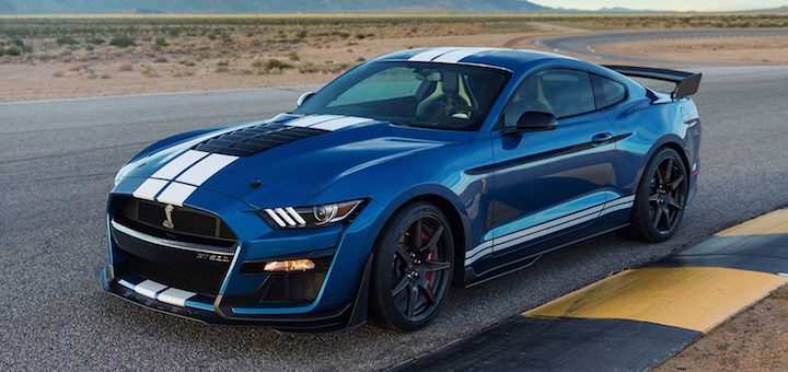95 Best 2020 Ford GT350 Release