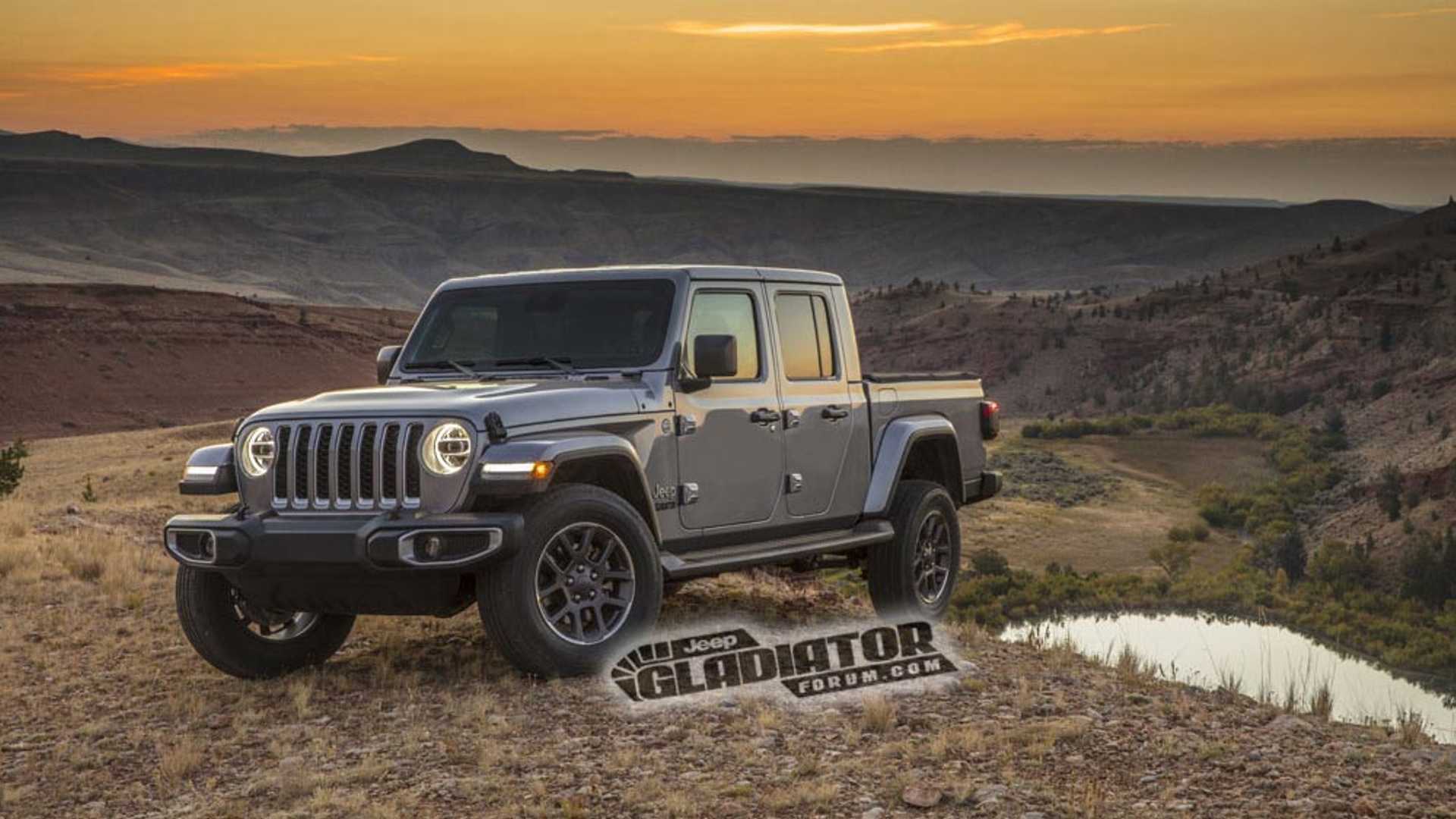 95 Best 2020 Jeep Gladiator Hercules Exterior And Interior