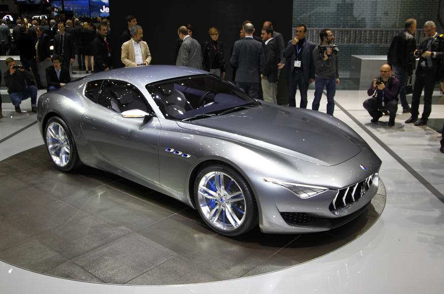 95 Best 2020 Maserati Alfieris Spy Shoot