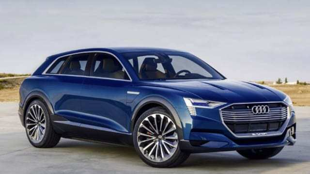 95 Best Audi Electric Vehicles 2020 Performance And New Engine