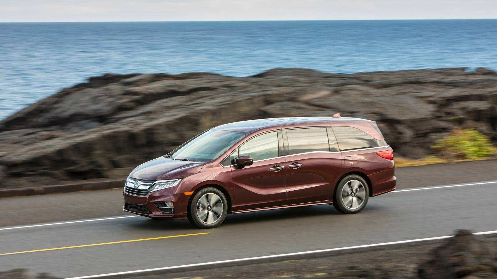 95 Best Honda Odyssey 2019 Vs 2020 Images