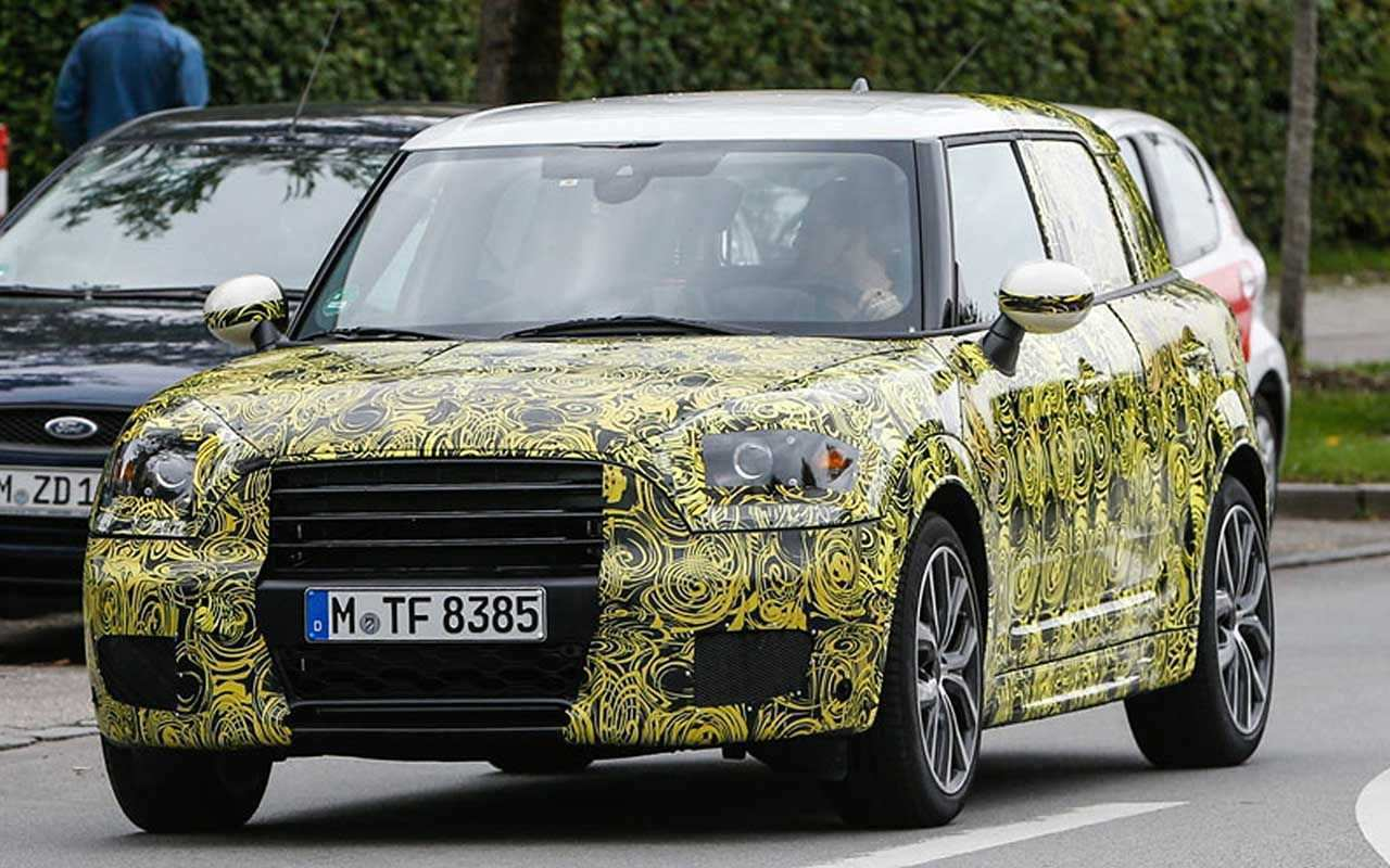 95 Best Spy Shots Mini Countryman Interior