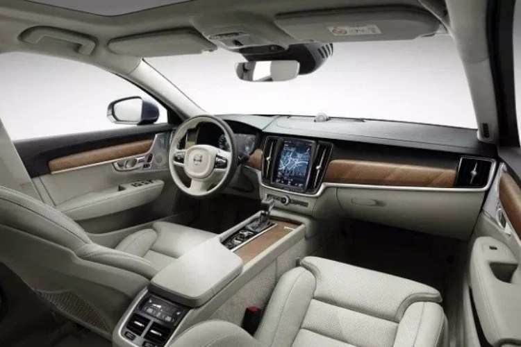 95 Best Volvo Xc90 2019 Interior Redesign