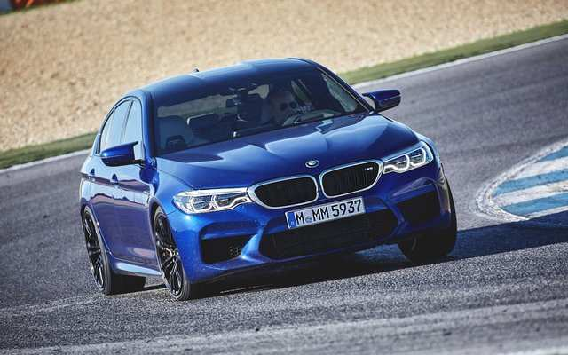 95 New 2019 BMW 5 Series Release Date