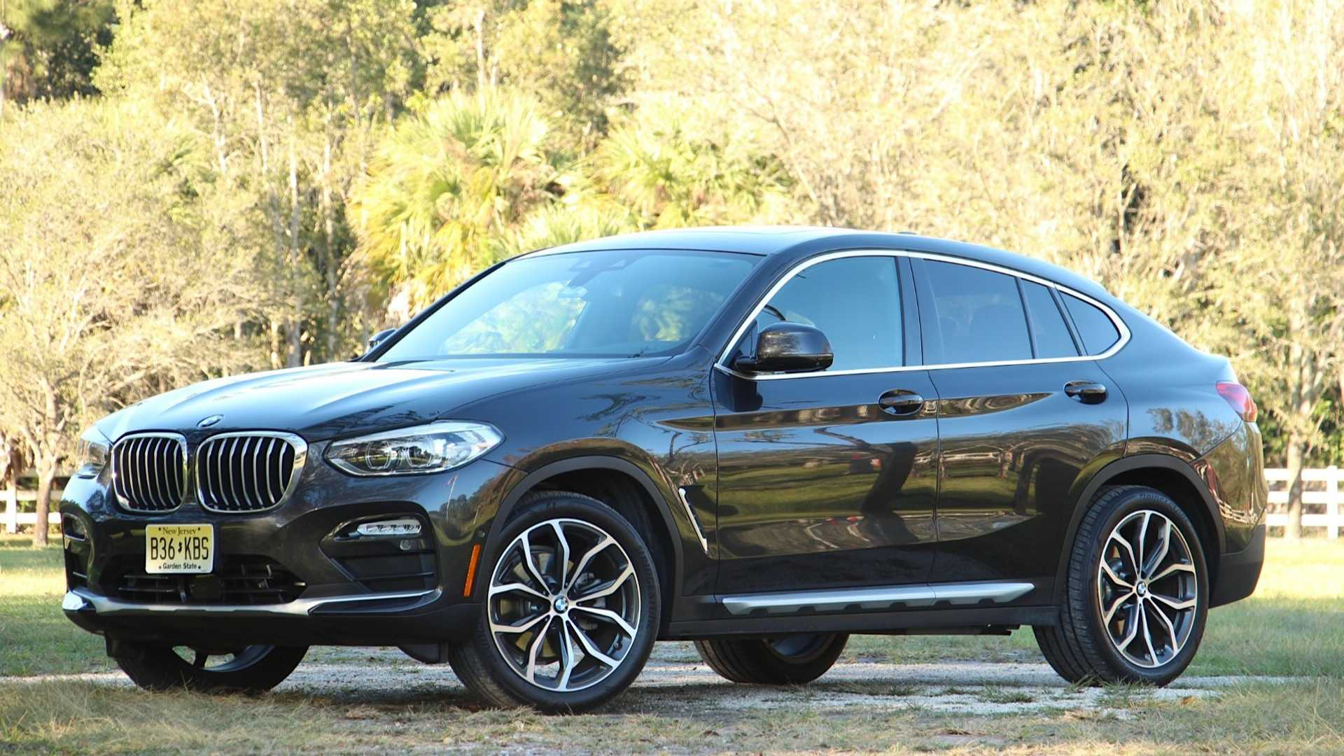 95 New 2019 BMW X4 New Model And Performance