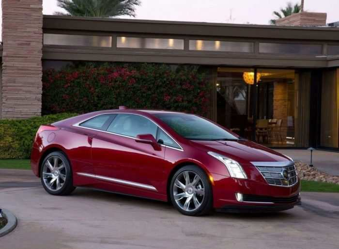 95 New 2019 Cadillac ELR S Spy Shoot