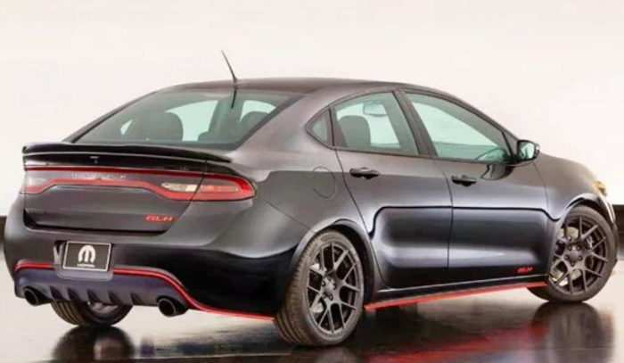95 New 2019 Dodge Dart Srt4 Picture