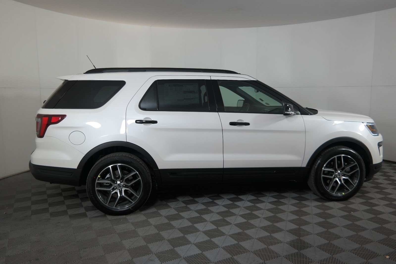 95 New 2019 Ford Explorer Sports New Model And Performance
