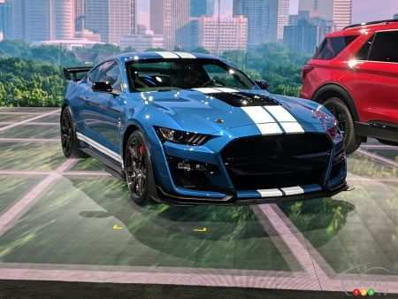 95 New 2019 Ford Mustang Shelby Gt500 Model