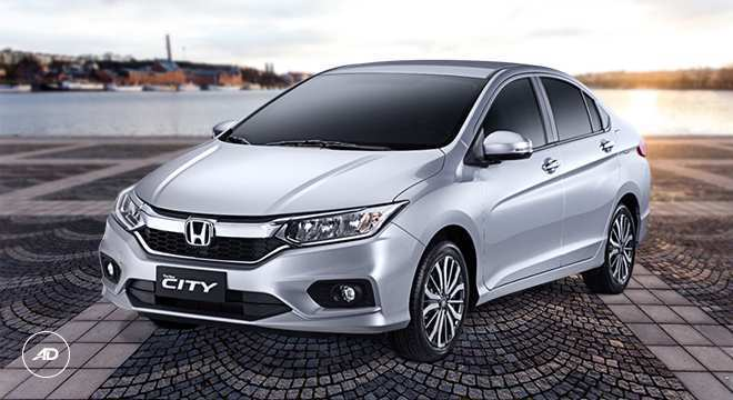 95 New 2019 Honda City Photos