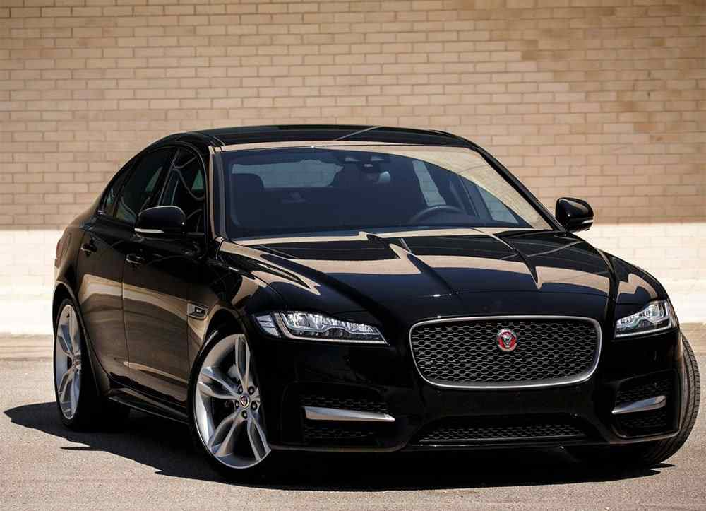 95 New 2019 Jaguar XF Ratings
