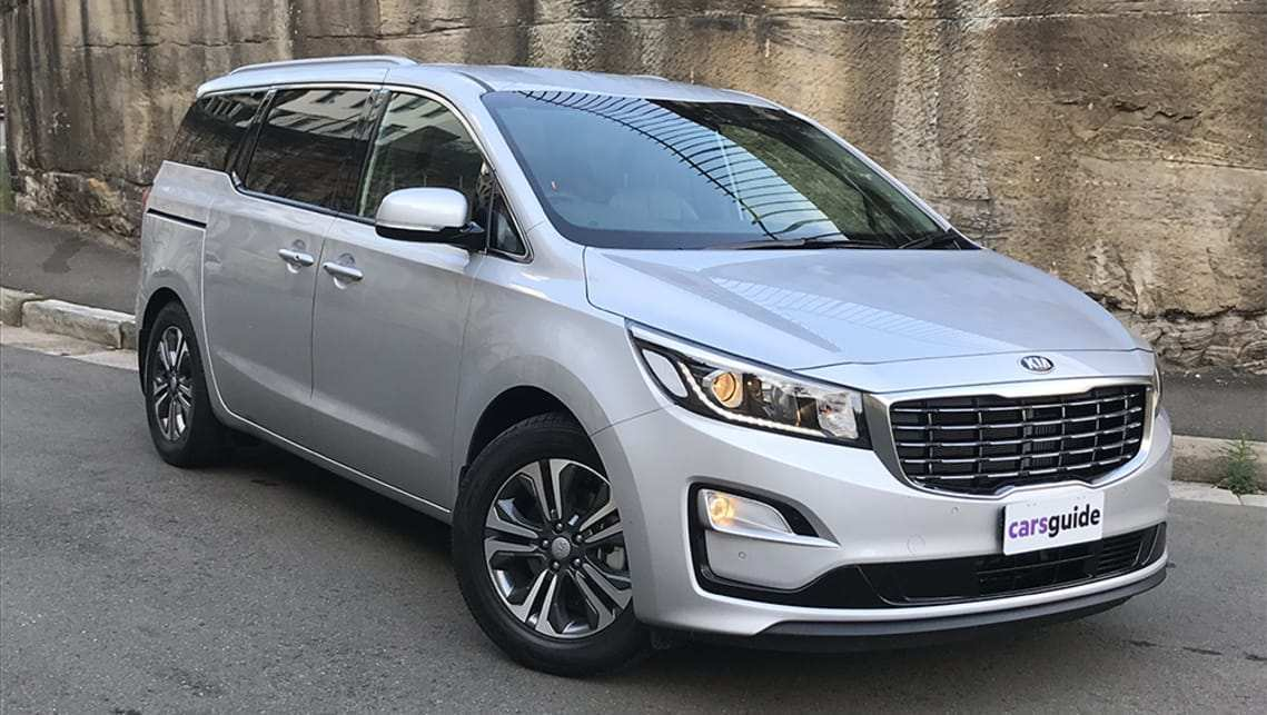95 New 2019 Kia Carnival Redesign And Review