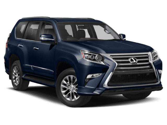 95 New 2019 Lexus GX 460 Interior