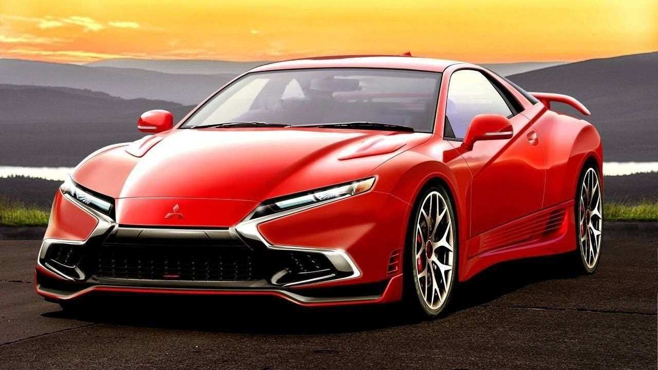 95 New 2019 Mitsubishi 3000Gt Wallpaper