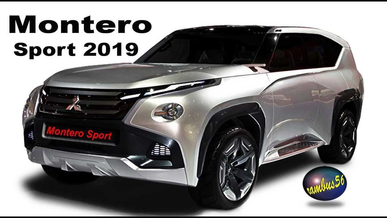 95 New 2019 Mitsubishi Montero Sport Ratings