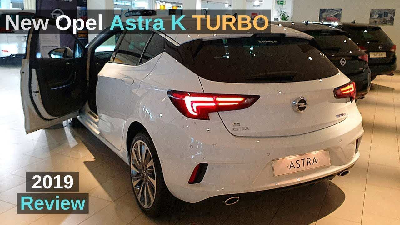 95 New 2019 New Astra Exterior And Interior