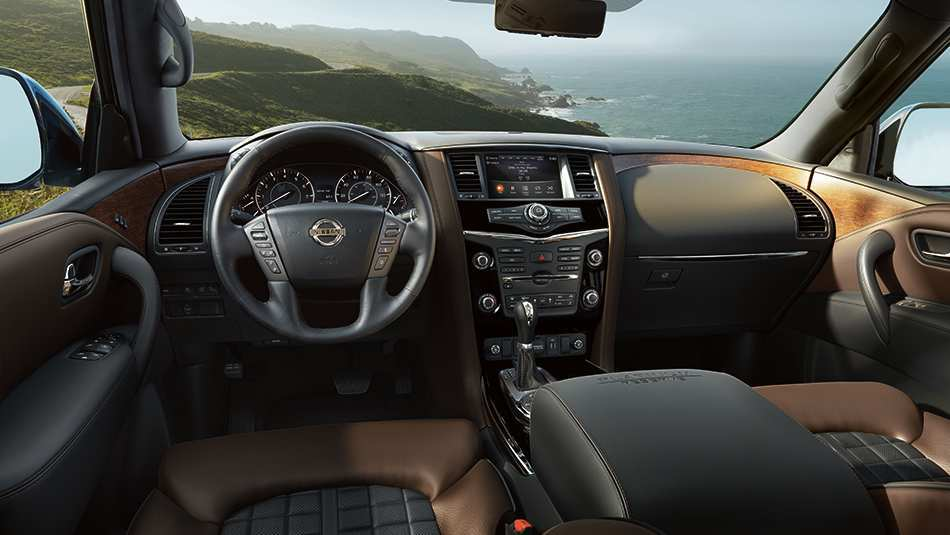 95 New 2019 Nissan Titan Interior Spesification