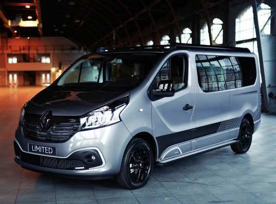 95 New 2019 Renault Trafic Pictures