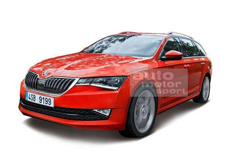 95 New 2019 Skoda Octavia Photos