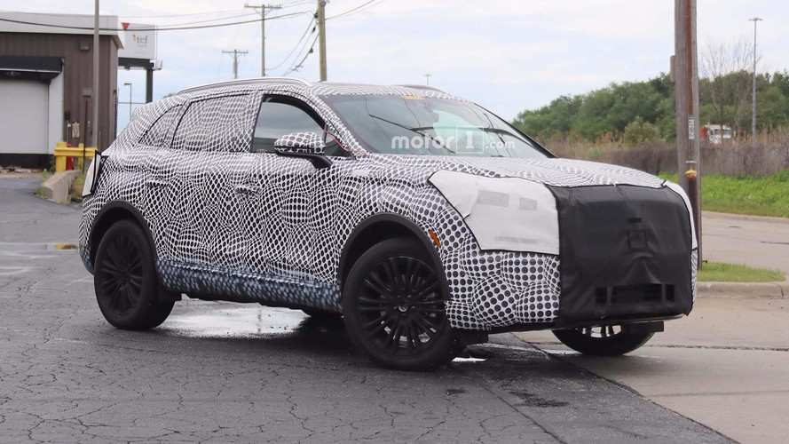 95 New 2019 Spy Shots Lincoln Mkz Sedan Concept