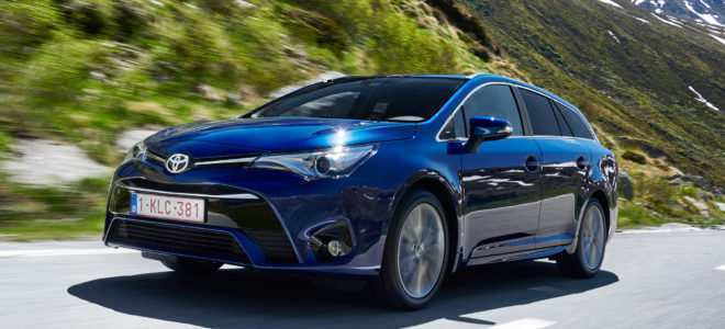 95 New 2019 Toyota Avensis Review And Release Date